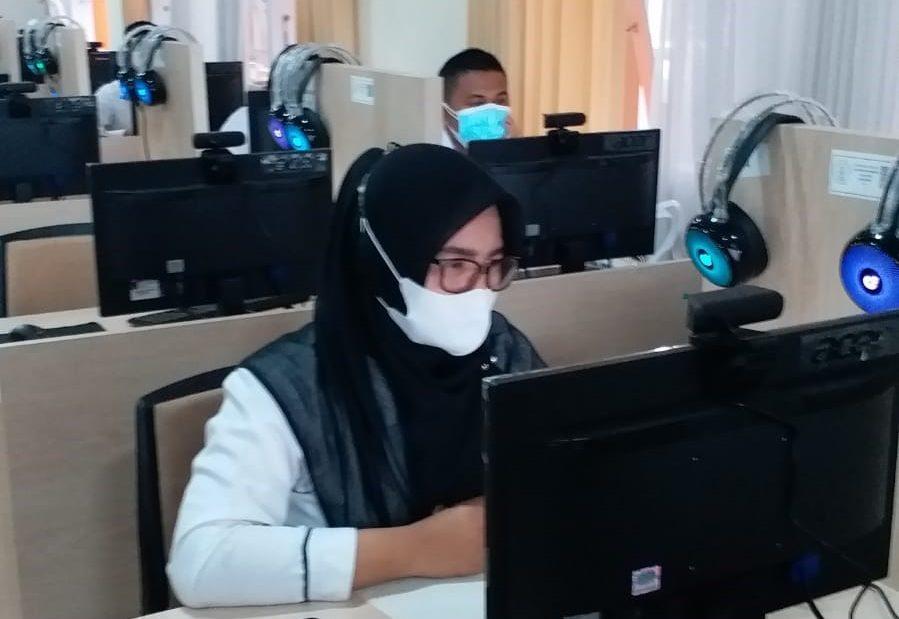 LPMP Jateng Fasilitasi Seleksi Calon Perangkat Desa Pidodo Wetan Kabupaten Kendal