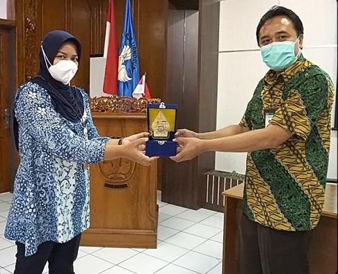 Studi Banding PPSDM Yogyakarta ke LPMP Jateng