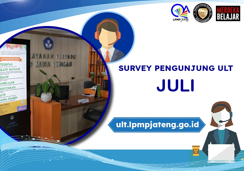 Survey Pengunjung Juli 2021